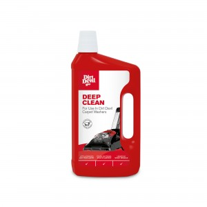 Deep Clean Carpet Cleaner Solution